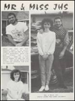 1990 Jasper High School Yearbook Page 42 & 43