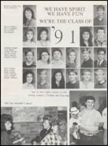 1990 Jasper High School Yearbook Page 44 & 45