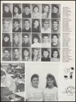 1990 Jasper High School Yearbook Page 46 & 47