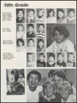 1990 Jasper High School Yearbook Page 56 & 57