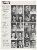 1990 Jasper High School Yearbook Page 70 & 71