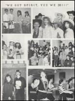 1990 Jasper High School Yearbook Page 82 & 83