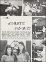 1990 Jasper High School Yearbook Page 86 & 87