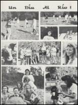 1990 Jasper High School Yearbook Page 96 & 97