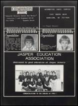 1990 Jasper High School Yearbook Page 134 & 135