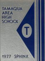 1977 Yearbook Tamaqua High School