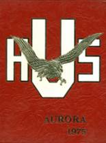 1975 Yearbook Union High School