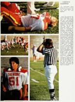 1985 Mt. Carmel High School Yearbook Page 16 & 17