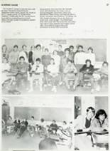 1985 Mt. Carmel High School Yearbook Page 40 & 41