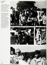 1985 Mt. Carmel High School Yearbook Page 42 & 43