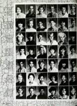 1985 Mt. Carmel High School Yearbook Page 140 & 141