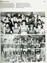 1985 Mt. Carmel High School Yearbook Page 242 & 243