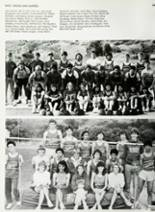 1985 Mt. Carmel High School Yearbook Page 244 & 245