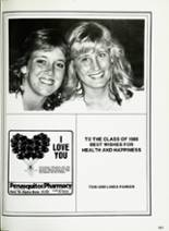 1985 Mt. Carmel High School Yearbook Page 270 & 271
