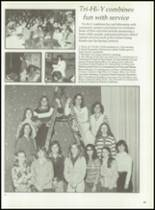 1979 Marion High School Yearbook Page 86 & 87