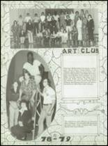 1979 Marion High School Yearbook Page 92 & 93