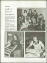 1979 Marion High School Yearbook Page 110 & 111