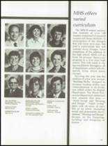 1979 Marion High School Yearbook Page 120 & 121