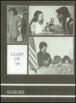 1979 Marion High School Yearbook Page 160 & 161