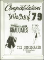 1979 Marion High School Yearbook Page 230 & 231
