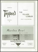 1979 Marion High School Yearbook Page 244 & 245