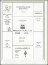 1979 Marion High School Yearbook Page 248 & 249