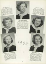 1950 Mt. St. Mary Academy Yearbook Page 14 & 15