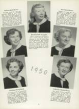 1950 Mt. St. Mary Academy Yearbook Page 16 & 17