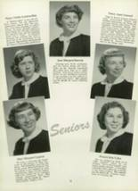 1950 Mt. St. Mary Academy Yearbook Page 18 & 19
