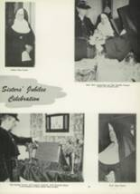 1950 Mt. St. Mary Academy Yearbook Page 22 & 23