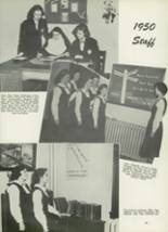 1950 Mt. St. Mary Academy Yearbook Page 38 & 39