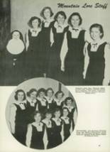 1950 Mt. St. Mary Academy Yearbook Page 40 & 41