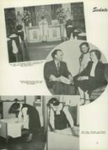 1950 Mt. St. Mary Academy Yearbook Page 42 & 43