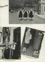 1950 Mt. St. Mary Academy Yearbook Page 50 & 51