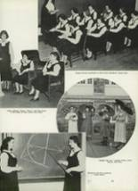 1950 Mt. St. Mary Academy Yearbook Page 52 & 53