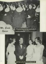 1950 Mt. St. Mary Academy Yearbook Page 66 & 67