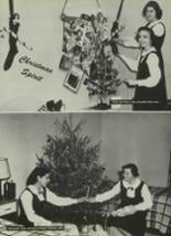 1950 Mt. St. Mary Academy Yearbook Page 80 & 81