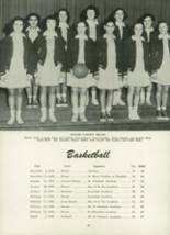 1950 Mt. St. Mary Academy Yearbook Page 100 & 101