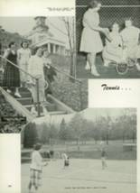 1950 Mt. St. Mary Academy Yearbook Page 104 & 105