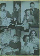 1950 Mt. St. Mary Academy Yearbook Page 146 & 147