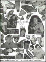 1994 Aguilar High School Yearbook Page 10 & 11