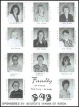 1994 Aguilar High School Yearbook Page 36 & 37