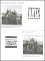 1994 Aguilar High School Yearbook Page 58 & 59