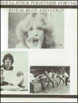 1980 Eagle Point High School Yearbook Page 10 & 11