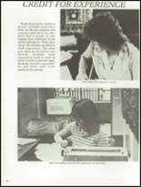 1980 Eagle Point High School Yearbook Page 30 & 31