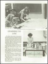 1980 Eagle Point High School Yearbook Page 38 & 39