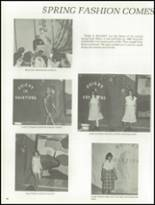 1980 Eagle Point High School Yearbook Page 64 & 65