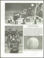 1980 Eagle Point High School Yearbook Page 72 & 73