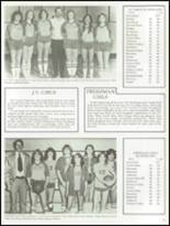 1980 Eagle Point High School Yearbook Page 76 & 77
