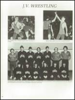 1980 Eagle Point High School Yearbook Page 86 & 87